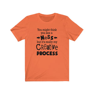 Creative Process - Crafters Shirt - Unisex Jersey Short Sleeve Tee