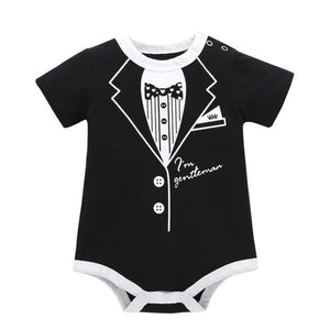 Fashion Toddler Infant Baby Girl Boy Bodysuits