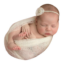 Load image into Gallery viewer, Newborn Baby Girl Boy Hollow Wraps Blanket Posing