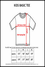 Load image into Gallery viewer, Kids Tee Ribbon of Hope Short Sleeve T-Shirt