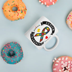 Autism Awareness Coffee Mug