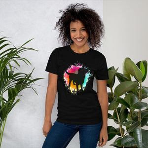 Womens Dog Pet Pride Short-Sleeve Unisex T-Shirt