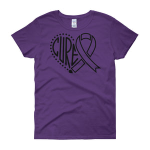 Cure - Women's short sleeve t-shirt - DecoExchange