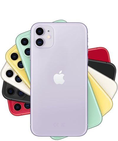 iPhone 11 Colores