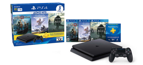 PS4 Bundle Hits 4