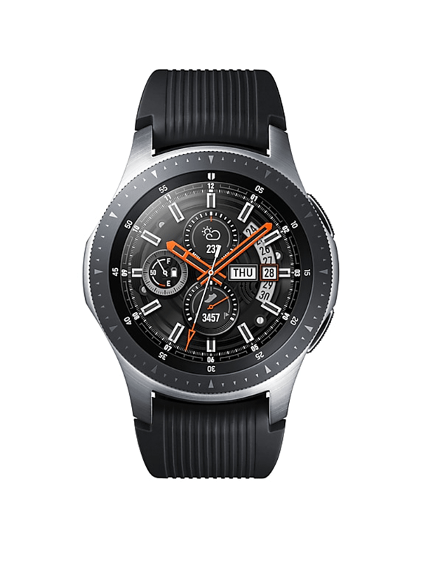 Samsung Galaxy Watch Frontsilver