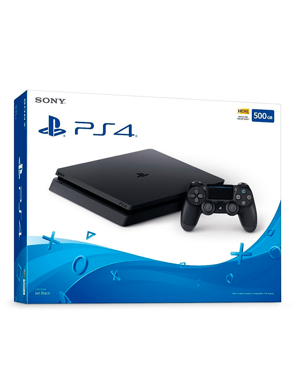 Consola Playstation 4 slim 500GB