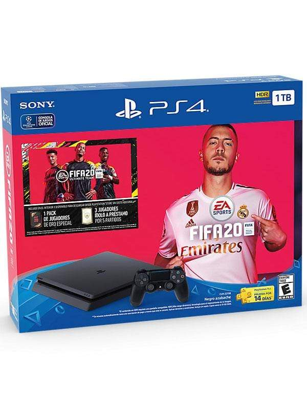 Playstation 4 Bundle Fifa 20