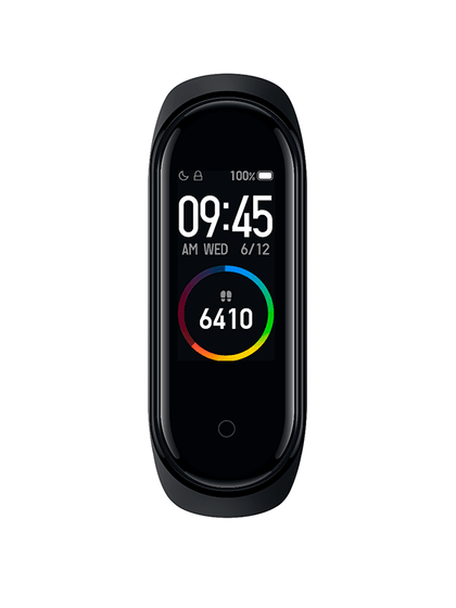 Relojes SmartWatch Xiaomi Mi Smart Band 4 Negro