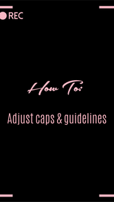 HOW TO : Adjust wig caps and guidelines