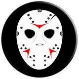 Horror Movie Killer Hockey Mask - PopSockets Grip and Stand for iPhone, Samsung, Pixel phones
