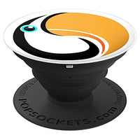 Toucan Yin-Yang Style PopSockets Grip and Stand for Phones and Tablets