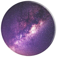 Milky Way Galaxy Space PopSockets Grip and Stand for Phones and Tablets