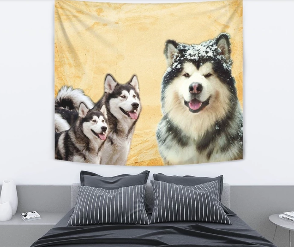 Animal Tapestry | Beautiful Pet Tapestry