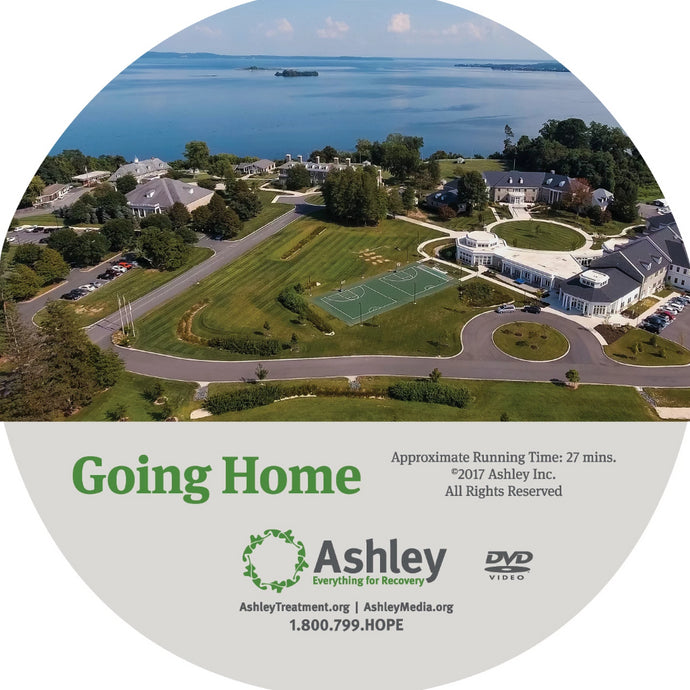 Going Home - DVD