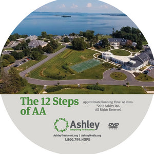 12 Steps of AA - DVD