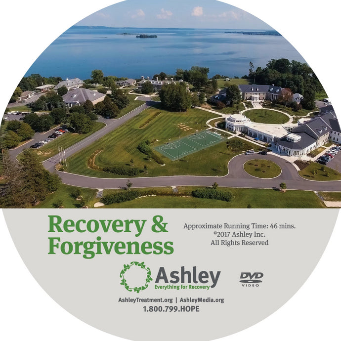 Recovery & Forgiveness - DVD