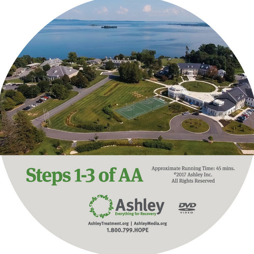 Steps 1-3 of AA - DVD