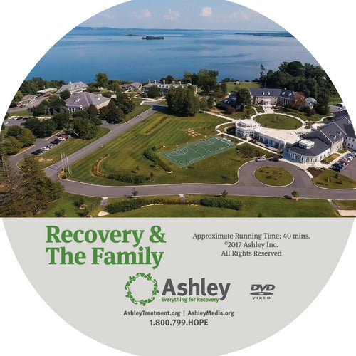 Recovery & The Family - DVD