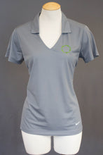 Ladies Nike Golf Dri-Fit Vertical Mesh Polo