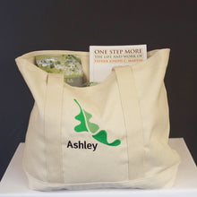 Ashley Canvas Tote