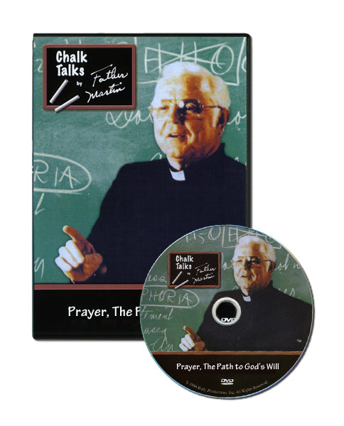 Prayer, The Path of God's Will - DVD