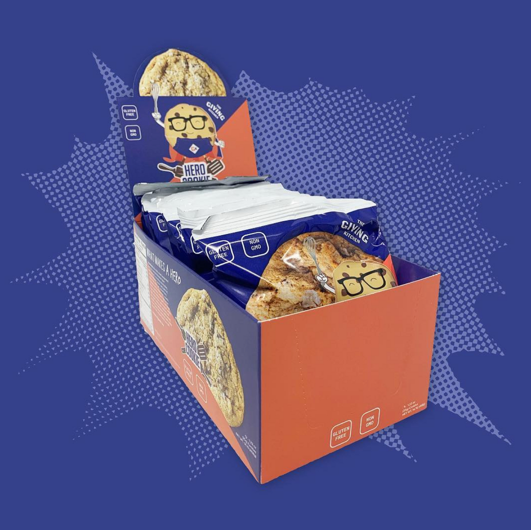 Hero Cookies - 8 Count Caddy