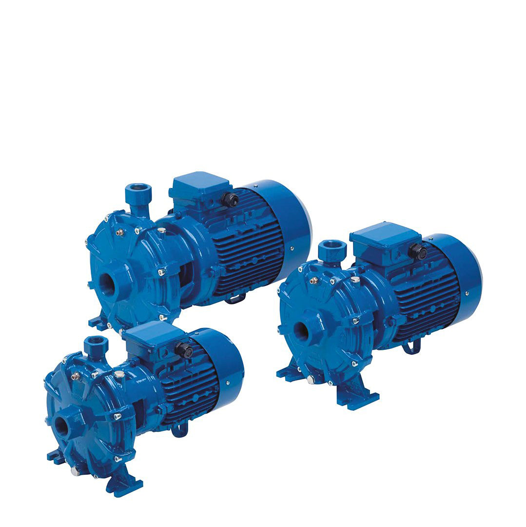 Speroni 2C,2CM Twin Stage Centrifugal Pumps- blue