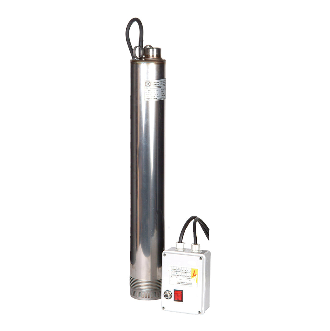 Umbra Pompe Acuasub Submersible Multi Stage Borehole Pump