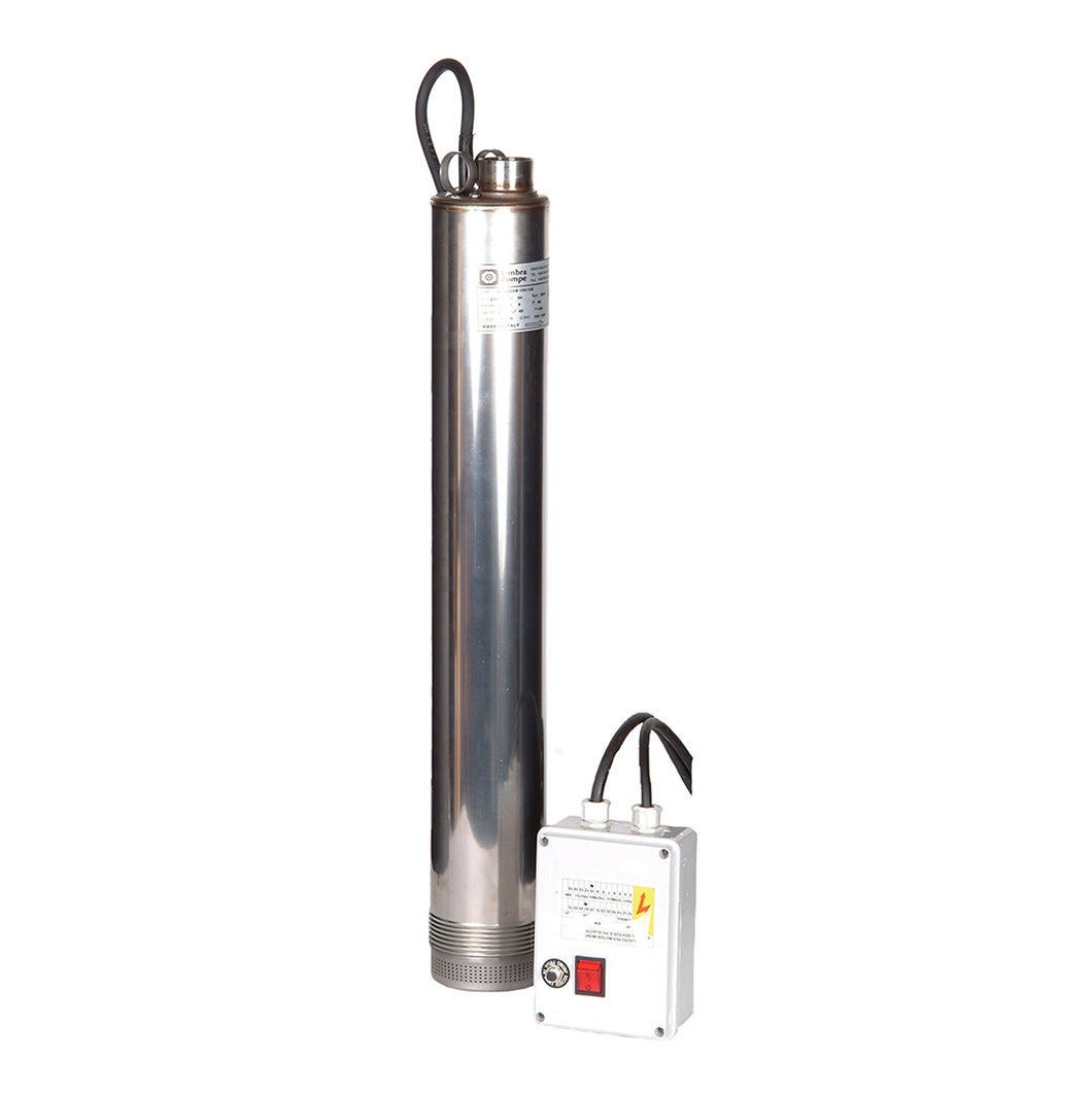 Acuasub Submersible Multi Stage Borehole Pumps