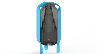 Vertical Pressure Vessels - Obart Pumps