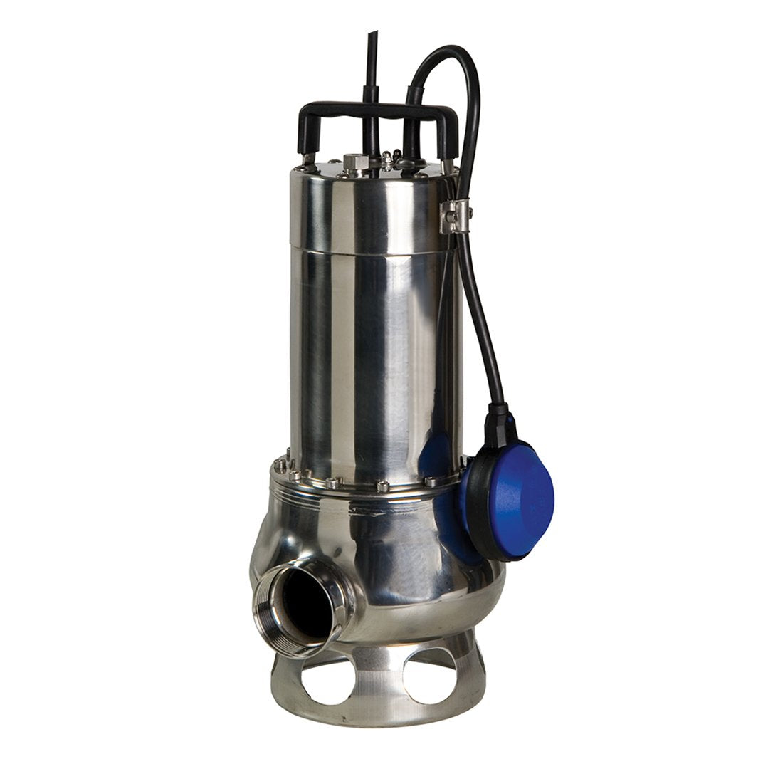 Arvex/S Automatic Industrial Submersible Pumps- Obart Select stainless steel