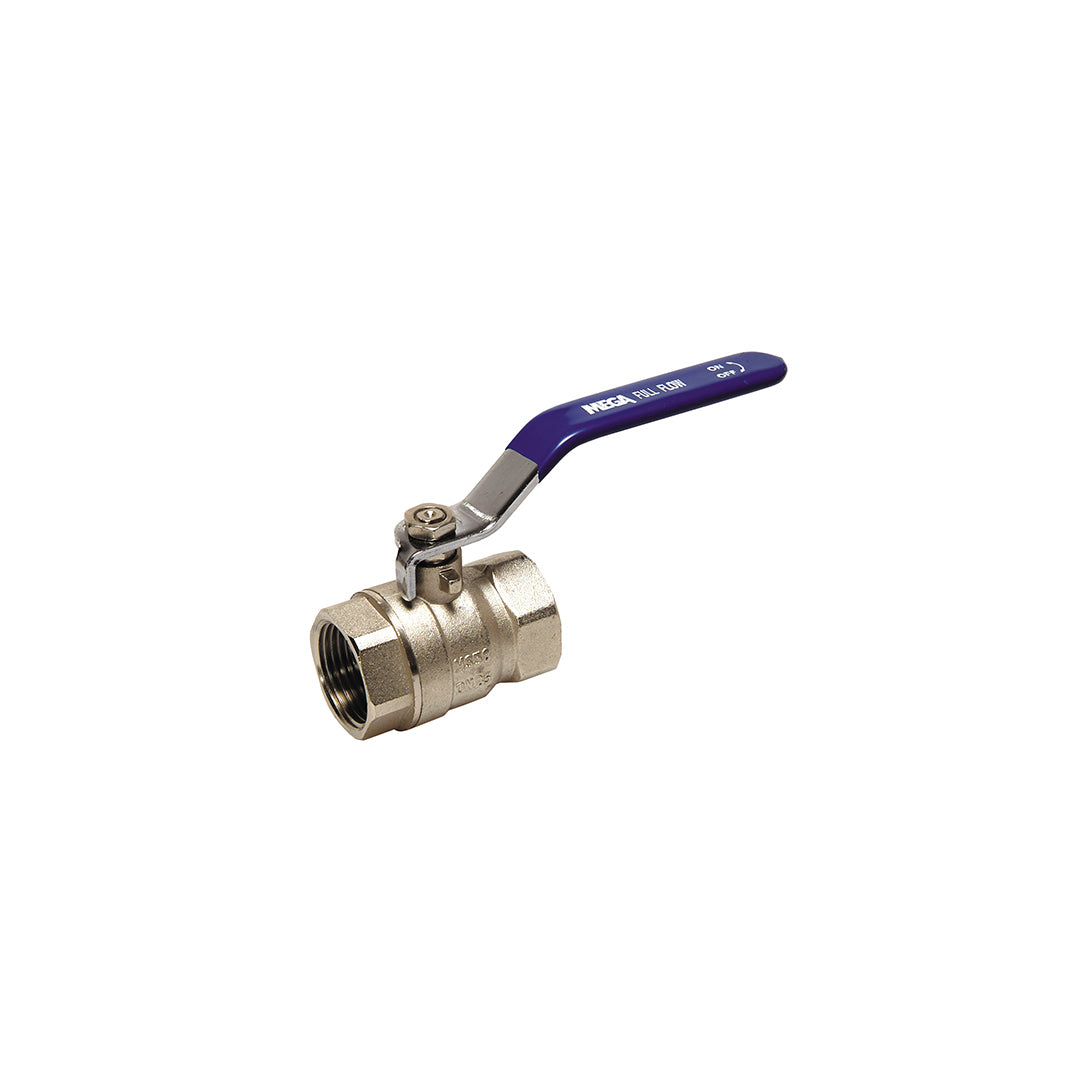 Ball Valve Brass (BSP female)