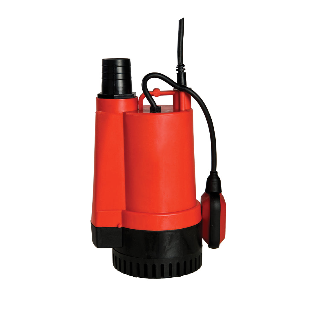 APP BPS400A (Automatic) Light Duty Flood Pumps- red