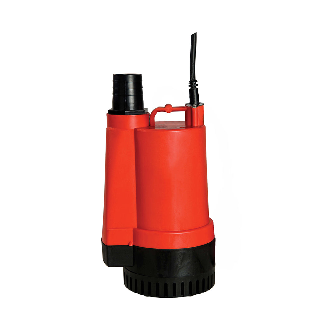 APP BPS400 Light Duty Flood Pumps- red