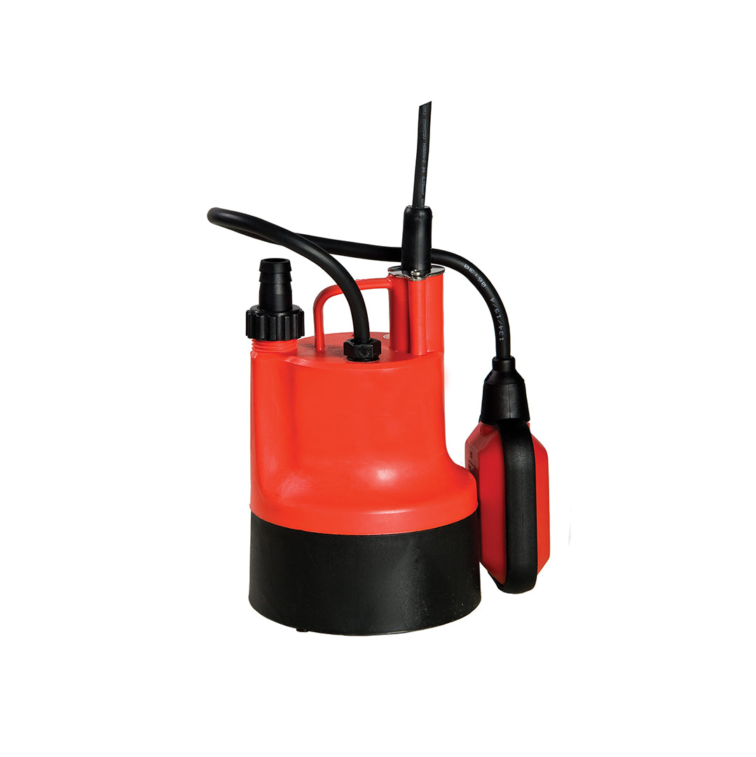 APP BPS80A (Automatic) Light Duty Flood Pumps- red