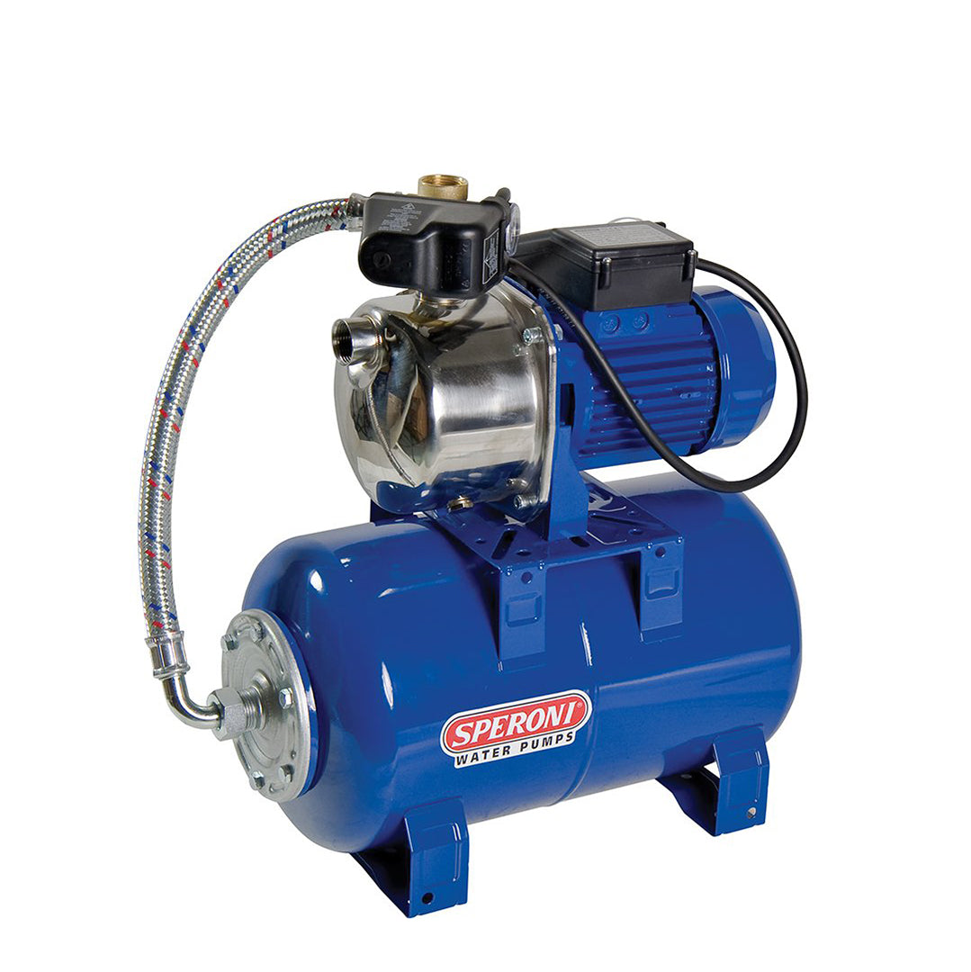 Speroni Blue CAM88/25 Self-Priming Jet Pump