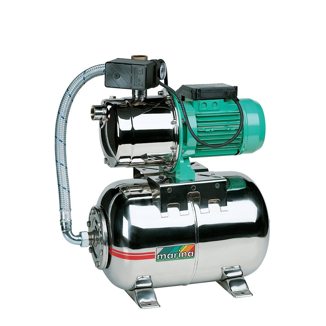 Surface Pump CAM-X Automatic Booster Pump- stainless steel