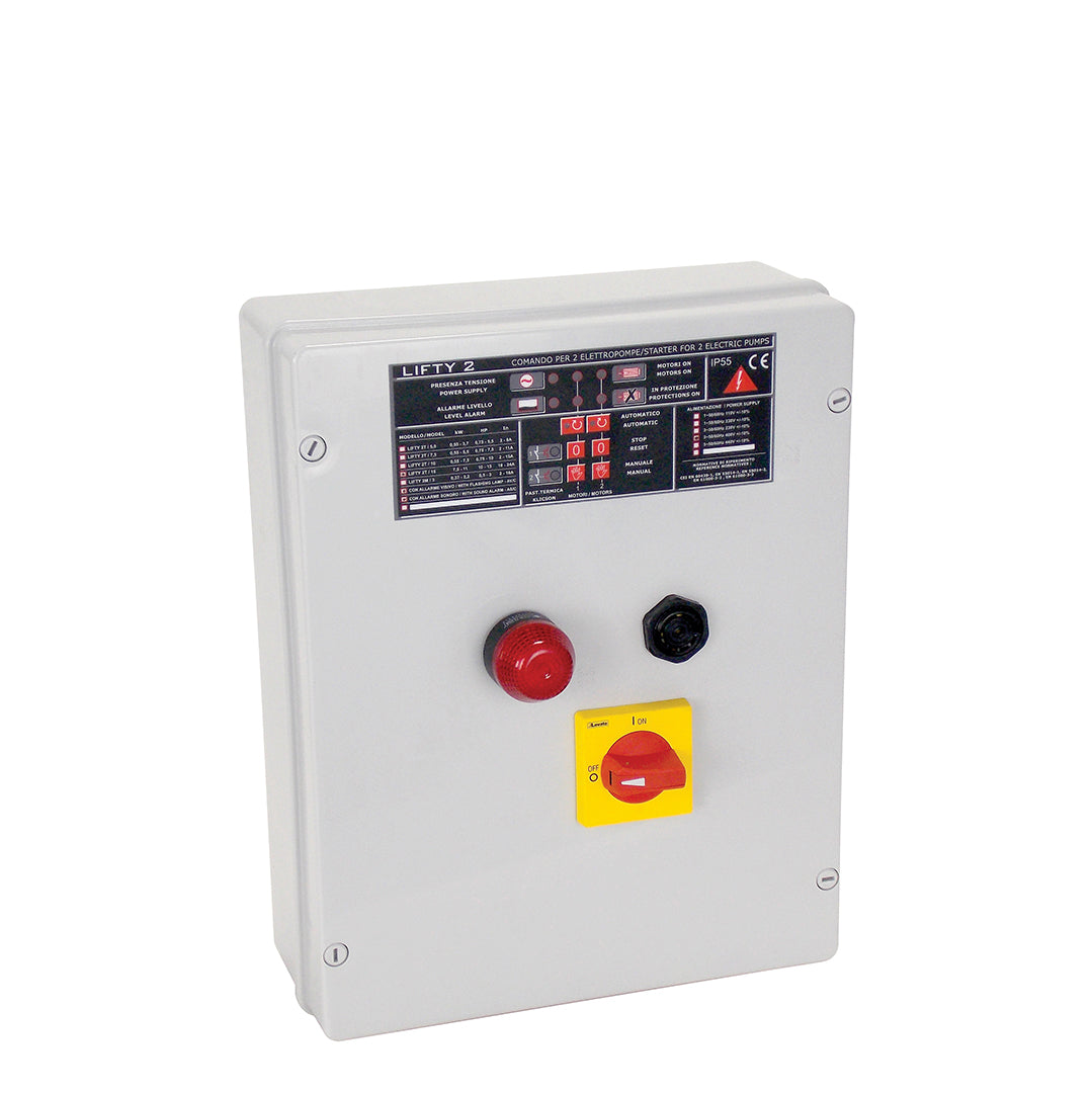 Duplex Panel AV (audio visual)- electrical panel - Obart Select