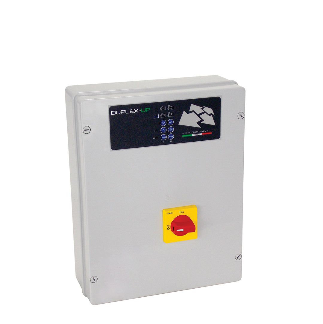 Duplex Panel 7.5-11KW - electrical panel - Obart Select