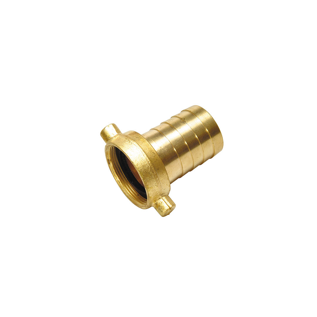 Hose tail c/w female BSP swivel - Brass 1