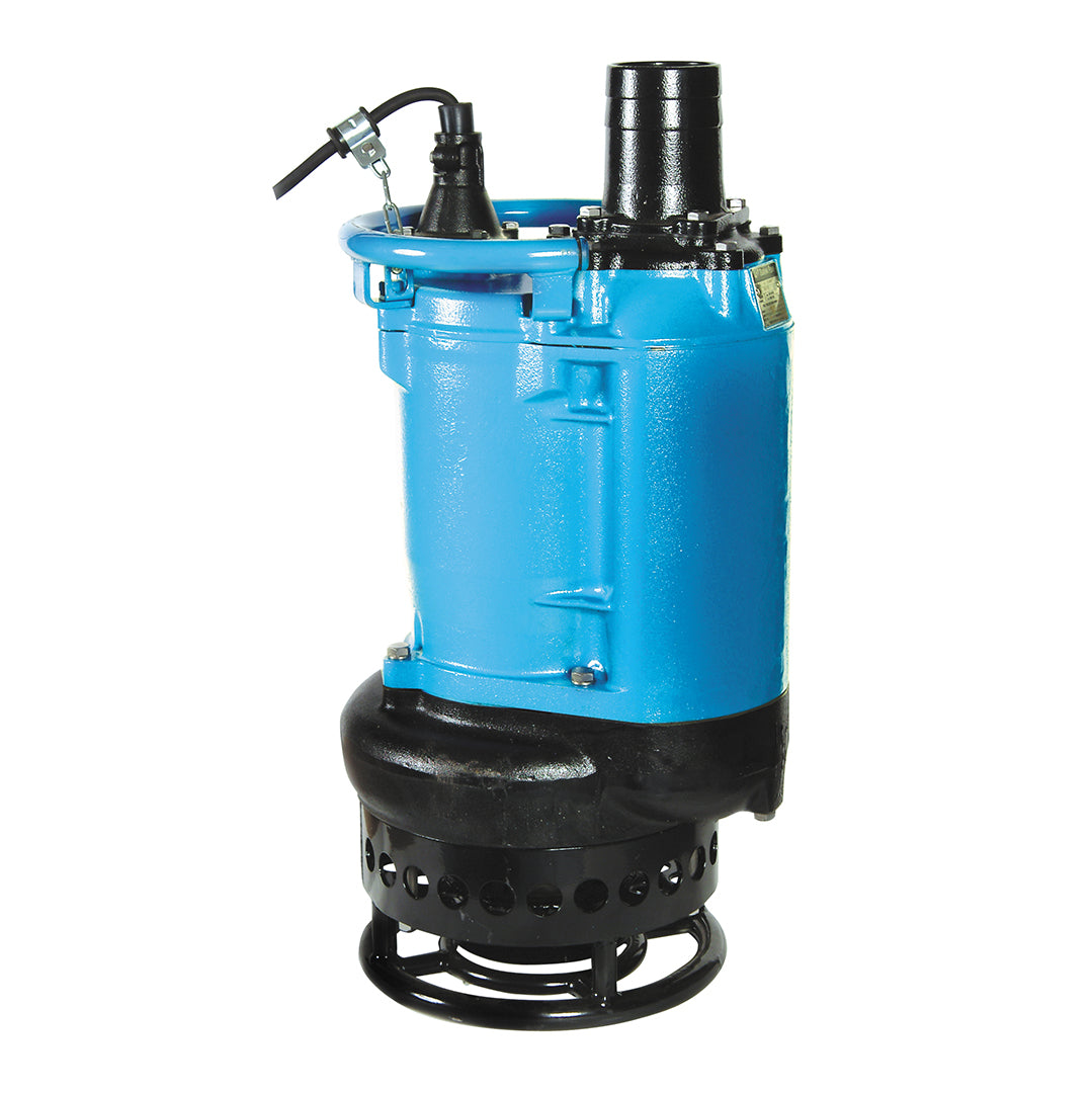 KRS2-100 Tsurumi Submersible Drainage Slurry Pump cast iron