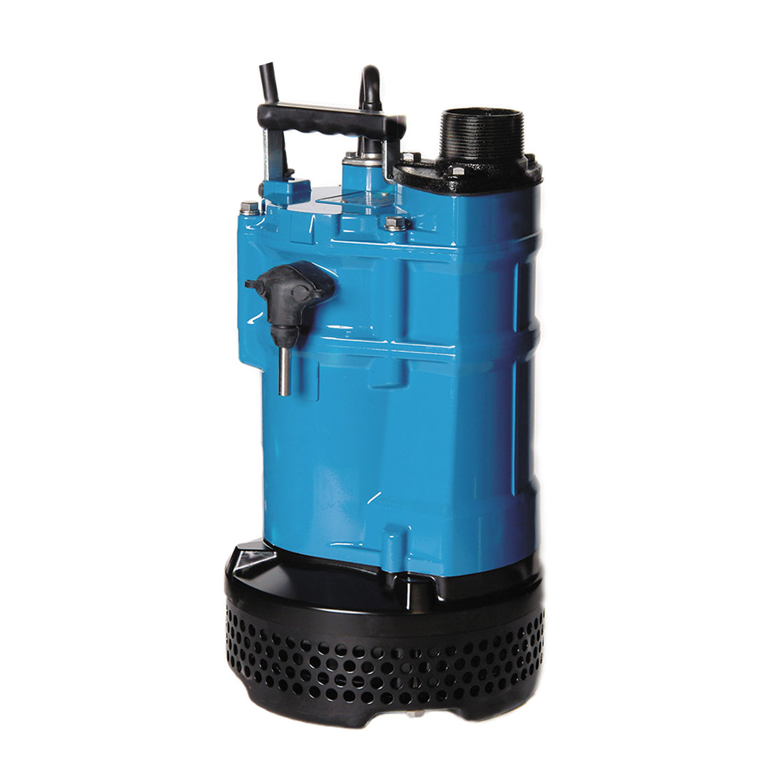 KTVE22.2 Automatic Drainage Pump- blue Tsurumi submersible pump