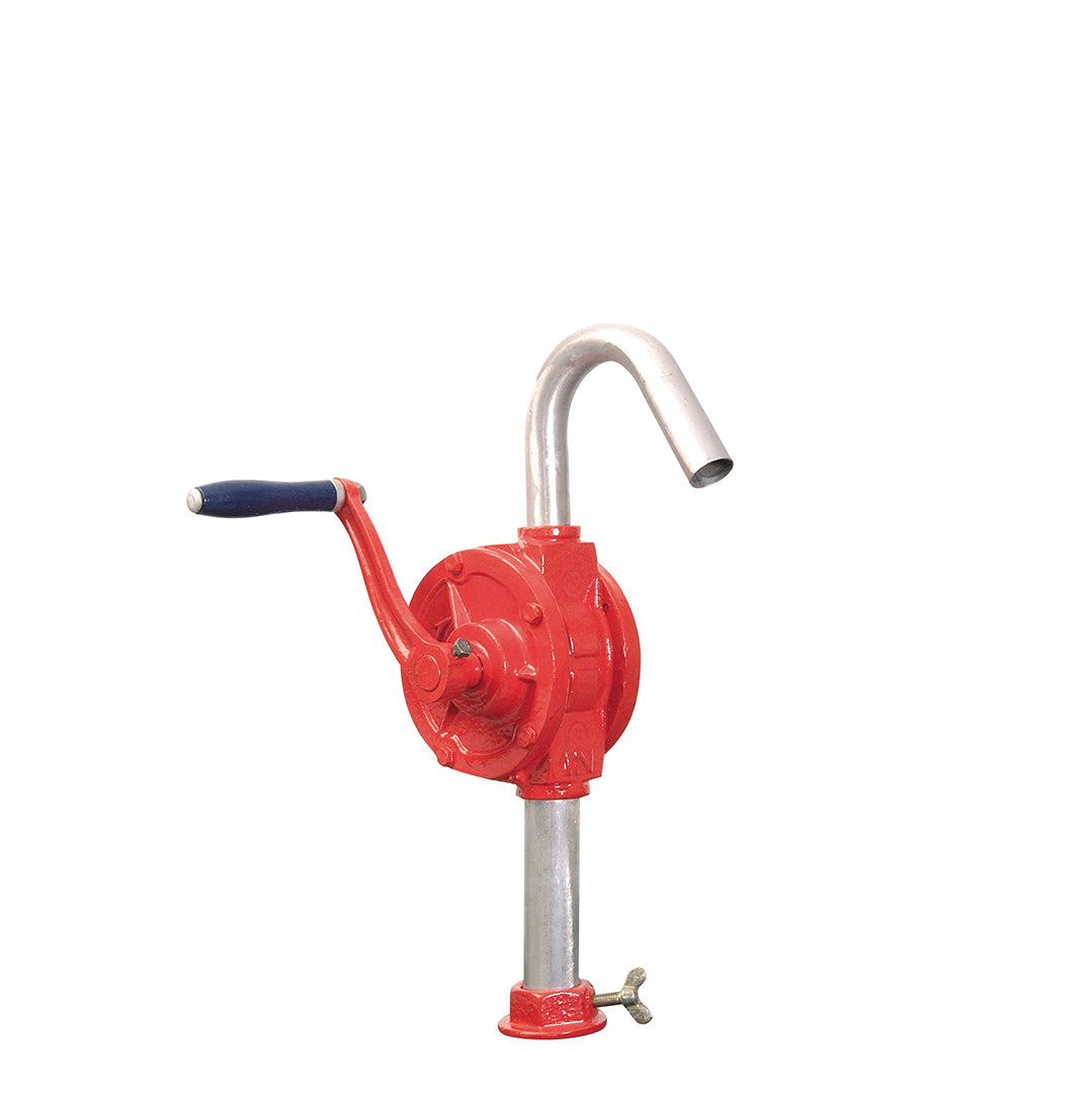 Obart Select Red MS Hand Operated Barrel Pump