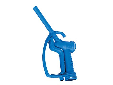 AdBlue Nozzle (type 1: all blue plastic) - Obart Select