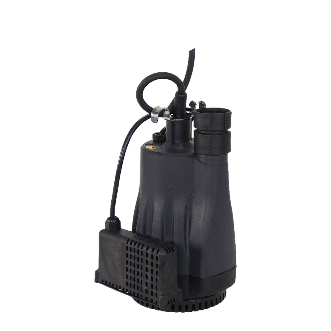 RS32EA APP Shallow Water Pump- black Thermoplastic