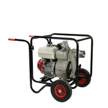 TED Heavy Duty Trash Pumps