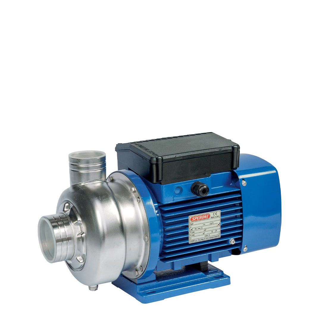 Speroni blue WX(M)-A Single Stage Centrifugal Pump