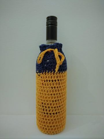 Wine bottle cosy