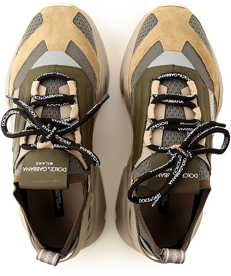 DOLCE & GABBANA Shoes for Men - NDESIGNERWEAR